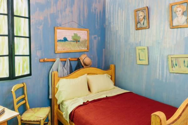 Quisieras dormir en el cuarto de Van Gogh? | Chiapasparalelo