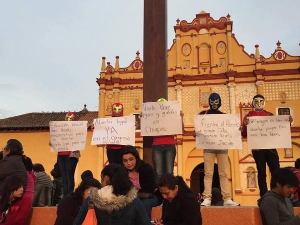 Jóvenes Católic@s por el Derecho a Decidir: Manifiestan su preocupación por la participación de grupos conservadores, en la publicación de la NOM047 para adolescentes.