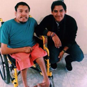 Rosemberg Román y Andrés Domínguez
