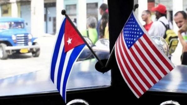 Reunión Cuba y Estados Unidos. Foto: Agencias