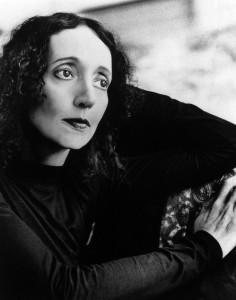 Joyce Carol Oates. Foto: Archivo