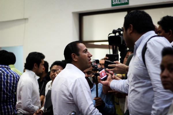 Eduardo Ramírez. Foto: Francisco López Velásquez/ Chiapas PARALELO.