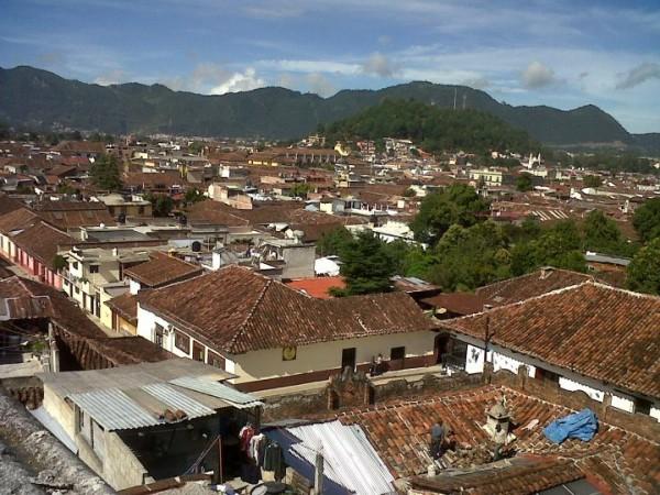 San Cristóbal de las Casas, 488 años. Foto: Emilio Gómez Ozuna