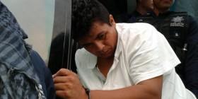 Maestro detenido el 15 de abril. Foto: Cortesía