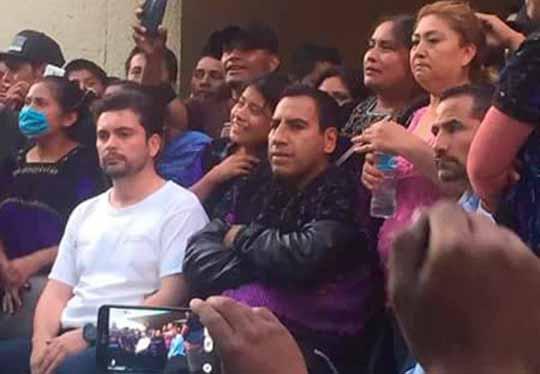 Eduardo Ramírez, el secuestro: Foto: Cortesía