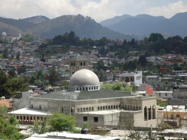 Mezquita en Chiapas. Foto: Archivo Gaspar Morquecho.