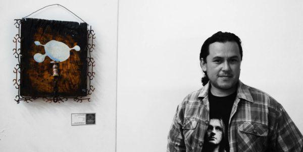 """El fotógrafo emergente, """"Río"""" Rodríguez, tiene una amplia trayectoria artística en diferentes disciplinas artísticas como el teatro y la música. (Foto/cortesía)"""