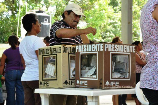 © Confianza ciudadana invaluable. Tuxtla Gutiérrez, Chiapas. 2012.