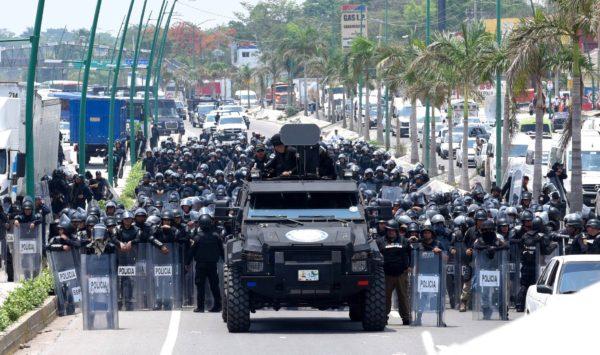 Foto: Óscar León/ Chiapas PARALELO.