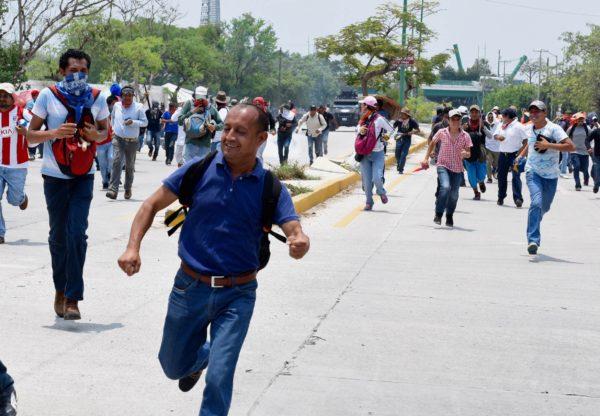 Foto: Óscar León/ Chiapas PARALELO