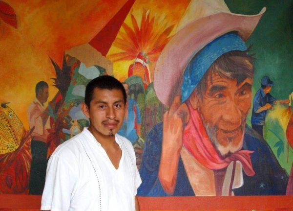 Saúl Kak conuno de sus obras
