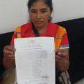 Margarita González López, sindica municipal de Amatenango del Valle. Foto: Sandra de los Santos/ Chiapas PARALELO.