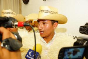 Mateo Gómez Gómez, nuevo Presidente Municipal del Ayuntamiento de San Juan Chamula,