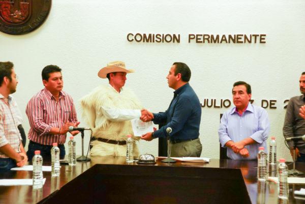Nombran como alcalde al primer regidor de Chamula