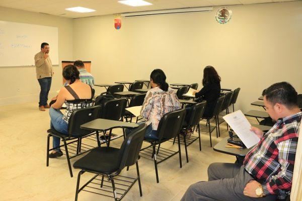 Aplica IEPC examen a aspirantes a maestría en Derecho Procesal, Constitucional y Electoral