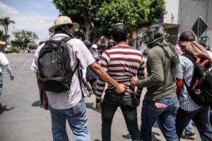 Capturan a un supuesta oreja del gobierno estatal. Foto: Francisco López Velázquez/ChiapasPARALELO