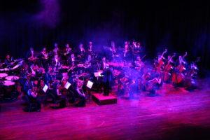 Orquesta Sinfónica de Chiapas Foto: Andrés Domínguez