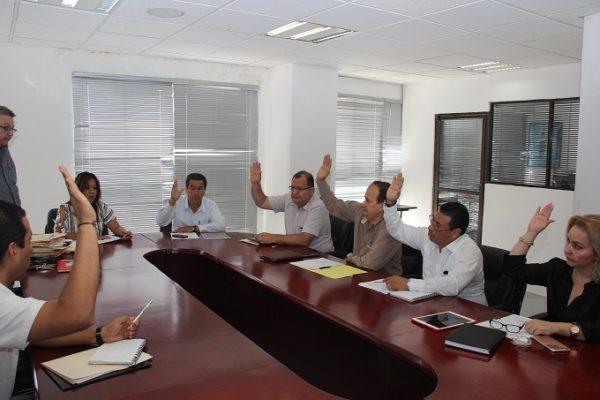 Transparente proceso de contratación de servicios en el IEPC