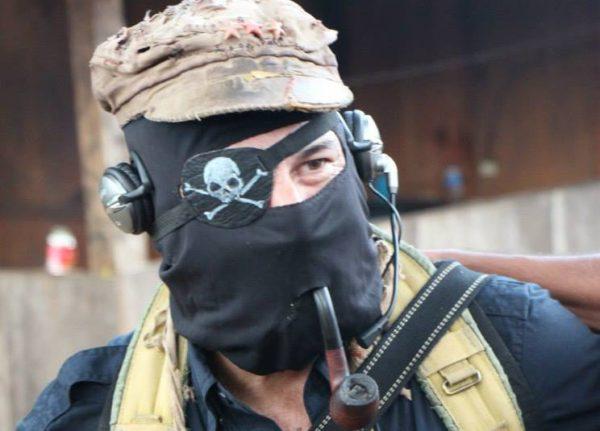 El Sup Galeano del EZLN