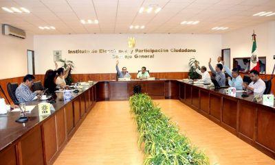 Integra IEPC Comisión de Participación Ciudadana