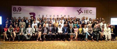 Participa IEPC en encuentro nacional de educación cívica.