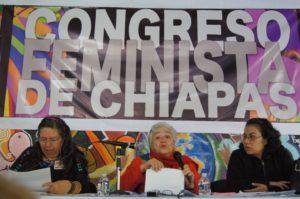 Martha Figueroa Mier y Mercedes Olivera Bustamante.