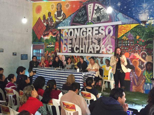 Primer Congreso Feminista de Chiapas