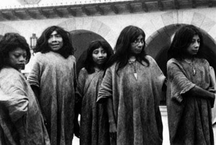© Lacandones principios del siglo XX. Ciudad de Guatemala. DP. (c1930)