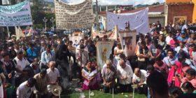 Integrantes del Modevite acuerdan conformar gobiernos comunitarios. Foto: Cortesía