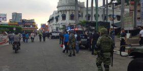 El Ejército toma las calles de Tapachula, para dar seguridad