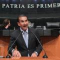 Luis Armando Melgar, el aspirante. Foto: Archivo
