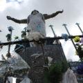 Estatua de Yemaljá.