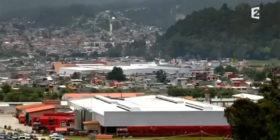 Embotelladora de FEMSA en San Cristóbal