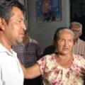Deportan EU a Chiapaneco tras 16 años de estadía. Foto: Benjamín Alfaro