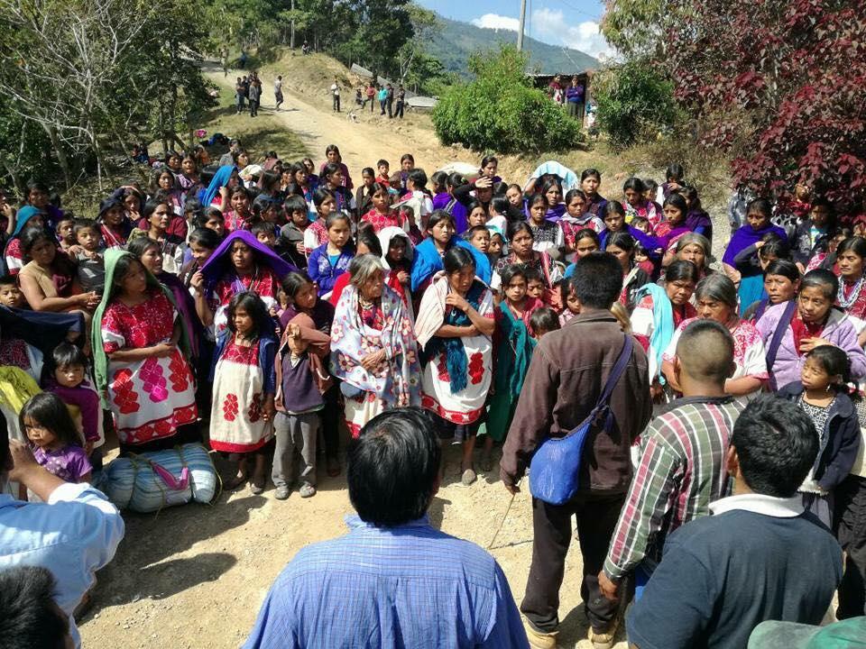 Chiapas: la amenaza de un nuevo Acteal