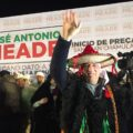 José Antonio Meade arranca campaña en Chamula. Foto: Chiapas Paralelo