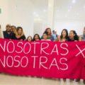 Nosotras es la organización civil que registró la precandidatura ciudadana de Karen Dianne Padilla por el distrito 01.
