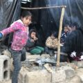 Desplazados viven entre la precariedad y el miedo. Foto: Ángeles Mariscal