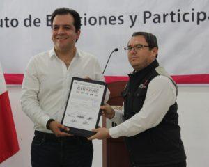 Prácticamente están definidos los candidatos por los que habrán de elegir los chiapanecos quien desean sea su próximo gobernador; el jefe del ejecutivo estatal que habrá de sustituir a Manuel Velasco Coello.