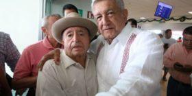 El abuelo de Velasco Coello, padrino de Andrés Manuel