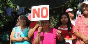 Pueblos zoques declaran su territorio como zona de salvaguarda
