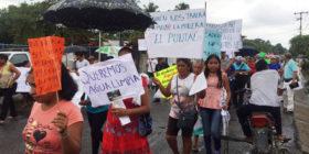 Marcha-Aniversario del FPDS el 20 de junio 2018 en Acacoyagua, Chiapas (Crédito Otros Mundos A.C.Amigos de la Tierra México) (3)