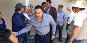 Roberto Rubio aseguró que  es ejidatario de Jerusalén, en Las Margaritas, lugar donde dice ha estado los últimos 6 años.