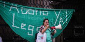 #AbortoLegalYa (1) Foto: Roberto Ortiz