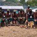 Zapatistas Foto: Isaín Mandujano