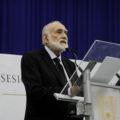 Poesía de la Perseveracia se denominó el discuro de Óscar Oliva en su ingreso AML - Foto - Francisco Velázquez (10)