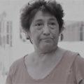Guadalupe Gallegos López, afectada del terremoto del 7 de septiembre de 2017
