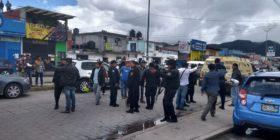 Un muerto, tres heridos y 13 detenidos enfrentamiento entre grupos indígenas por un conflicto por el agua