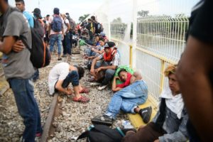 La migración de Centroamérica a Chiapas y a México siempre ha existido. Legal o ilegalmente, los flujos de población en esta región fronteriza ha sido una constante, una característica histórica.