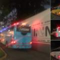 Integrantes de caravana son deportados. Foto: Cortesía.